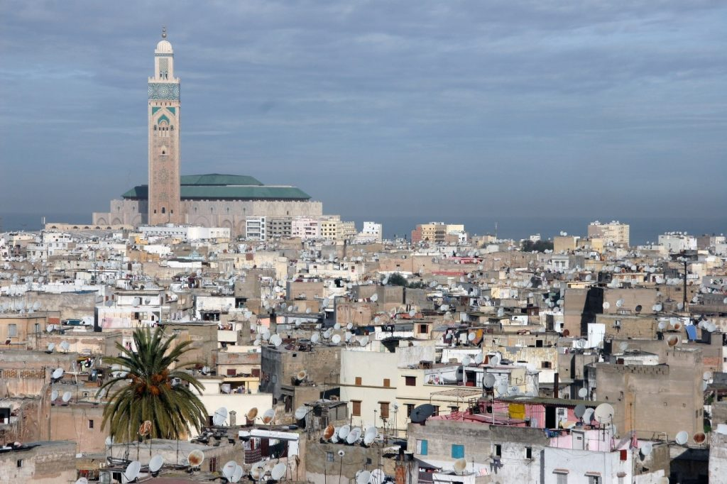 Enjoy Your Holidays In Beautiful Medina's Of Morocco