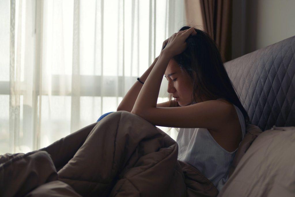 stress-and-depression-sleep